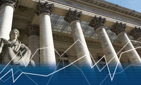 tensions sur les marches financiers