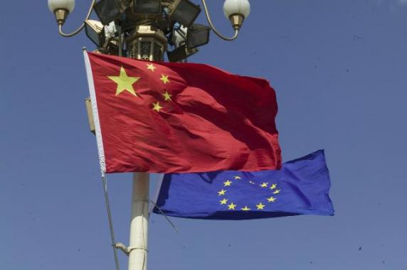 Conditions d' aide de la Chine à la zone euro