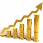 Cours de l' or en hausse en 2013