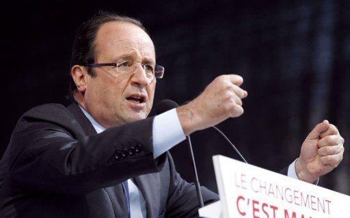 Hollande baisse des taux de la BCE