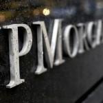 Chute du titre JP Morgan