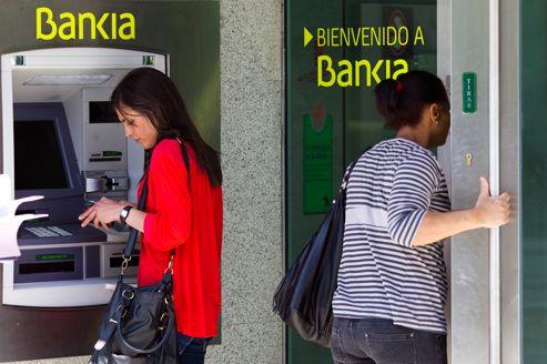 Recapitalisation de Bankia approuvée