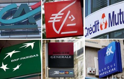 Les banques françaises veulent rencontrer Hollande