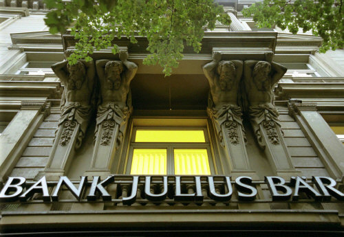Julius Baer augmente son capital de 500 millions