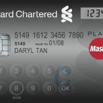 MasterCard lance la carte de crédit avec clavier et écran LCD