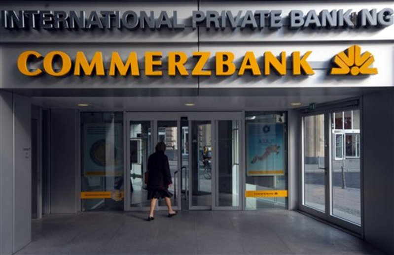 Augmentation de capital de Commerzbank