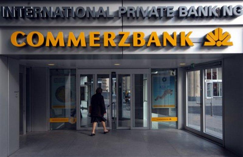 Suppression de 5 200 emplois chez Commerzbank
