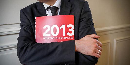 Entrée en vigueur de la loi de Finances 2013