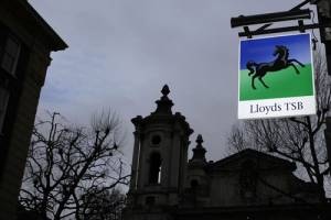 Vente de 6% de Lloyds Banking Group