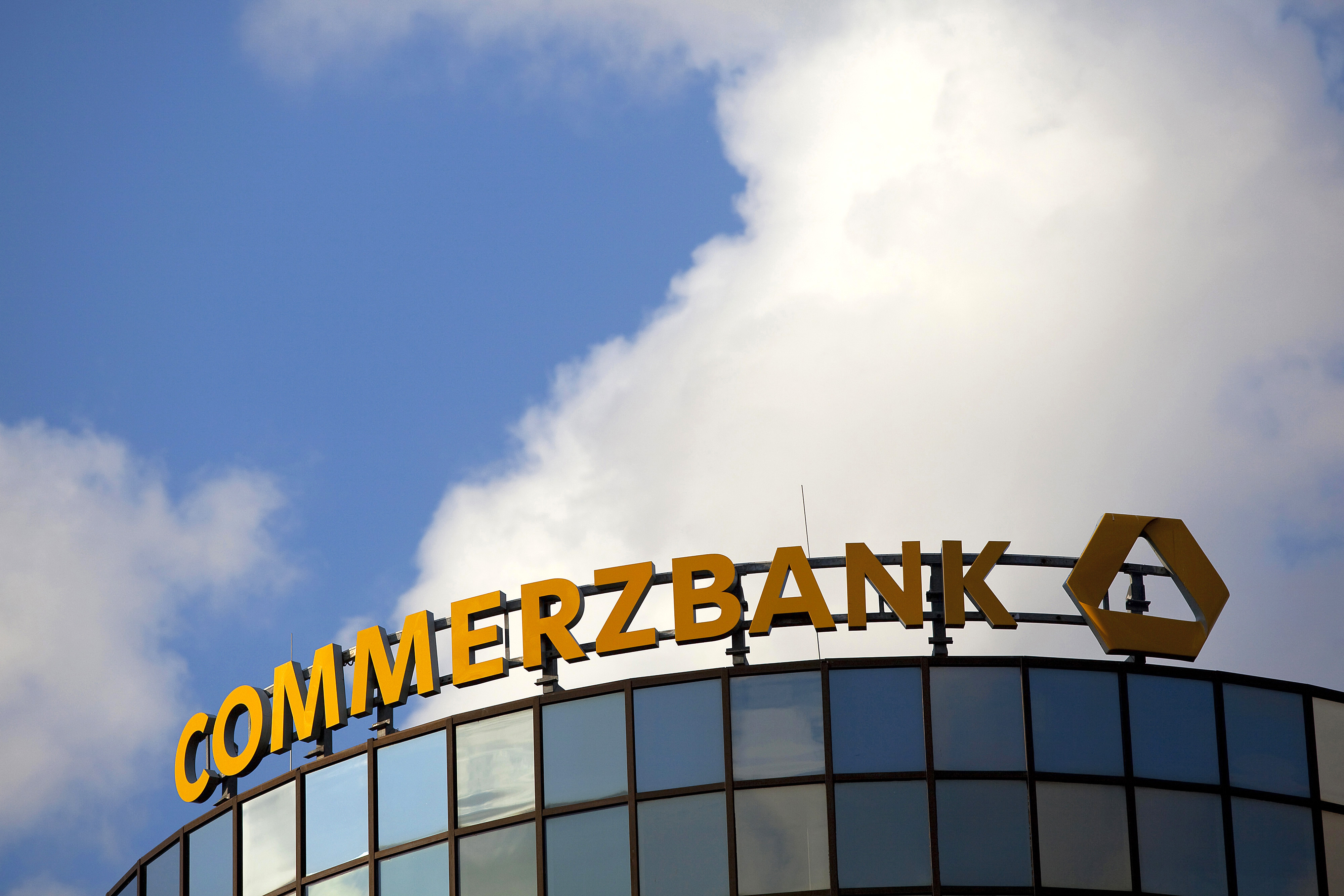 Amende d' 1 milliard de dollars pour Commerzbank