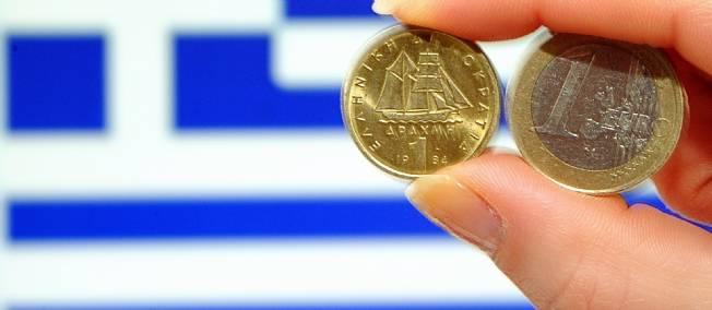 La Grèce va-t-elle sortir de l' Euro ?