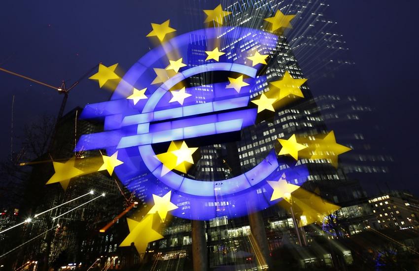La BCE achète 9,8 milliards d' euros d' obligations