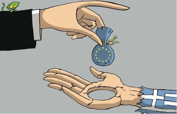 Vers un défaut de paiement de la Grèce