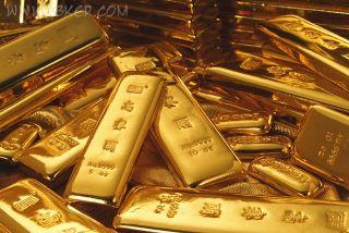 Les réserves d' or de la Chine