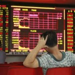 Chute des marchés financiers chinois