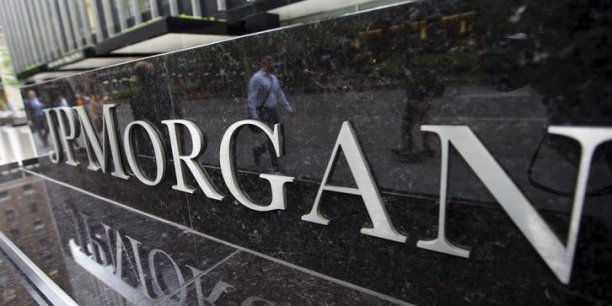 JP Morgan bénéfices 2015