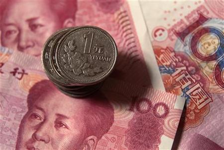 Le yuan à son plus bas niveau en 5 ans