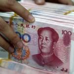 Sous pression, le yuan toujours à la baisse